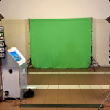 Animation Photocall et Photobooth Fond Vert